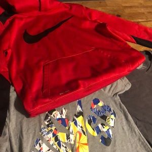 3 Boys size 10-12 shirts
